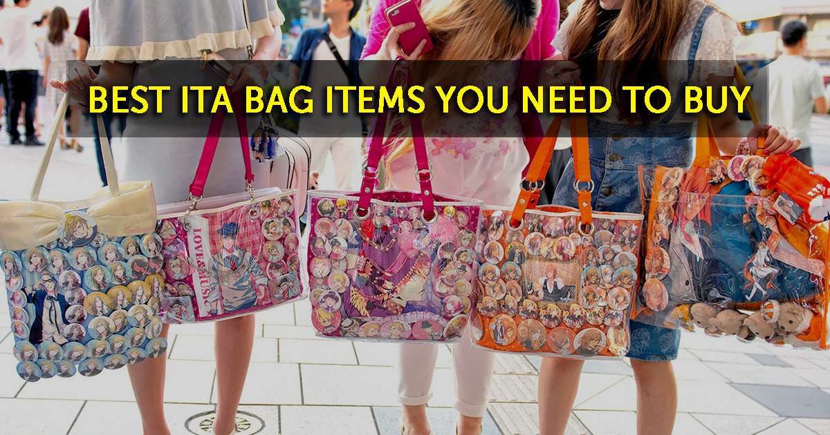 7 Best Ita Bag Store Items To Buy [Top 7 Reviewed]