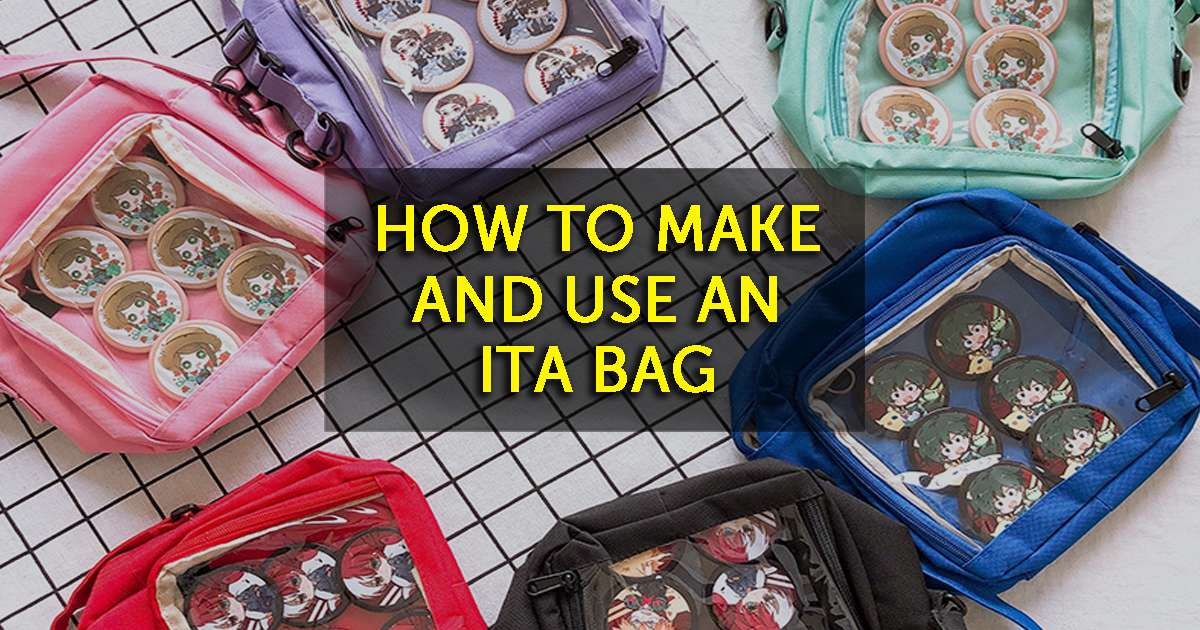 How To Make And Use An Ita Bag [Latest Guide To Decorate An Ita Bag]